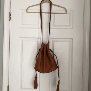 Free People Vegan Bucket Bag